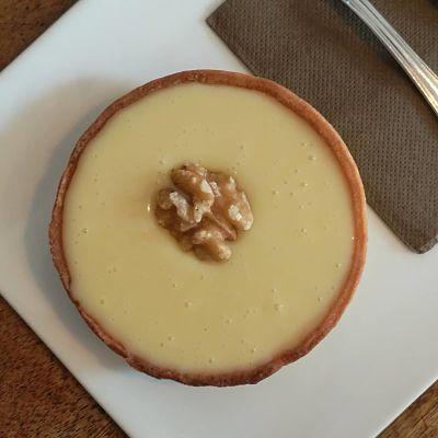 Chocolate Blanco & Praliné crujiente