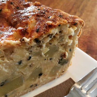 Mozzarella, Patatas & Trufa