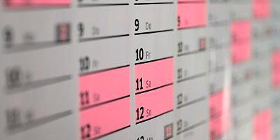 Calendario de fiestas